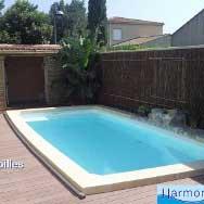 Entretien estival de piscine