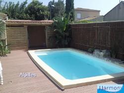 Piscine coque polyester r novation de piscine toulouse - Renovation piscine coque polyester ...