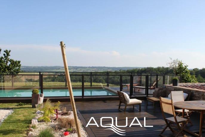barrière piscine Aqual