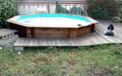 Installation d'une barrière de piscine sur Toulouse