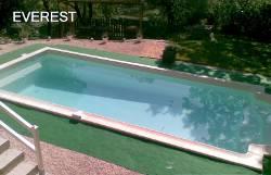 piscine à coque