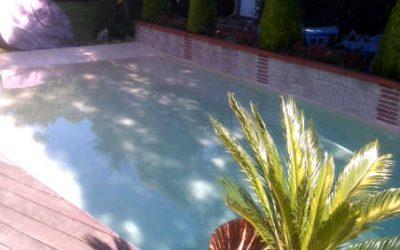 Rénovation de piscine en liner armé 3000 touch relax