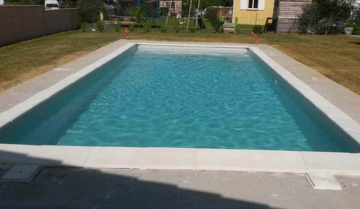 R novation de piscine toulouse renovation de piscines toulouse et en haute garonne - Piscine liner gris clair ...